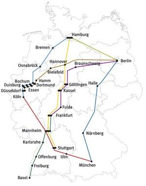 Db Fahrplan Karte.Bahnhofsmission
